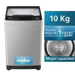 MABE - Lavadora Mabe Silver 10 kg