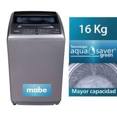 MABE - Lavadora Mabe Silver 16 kg