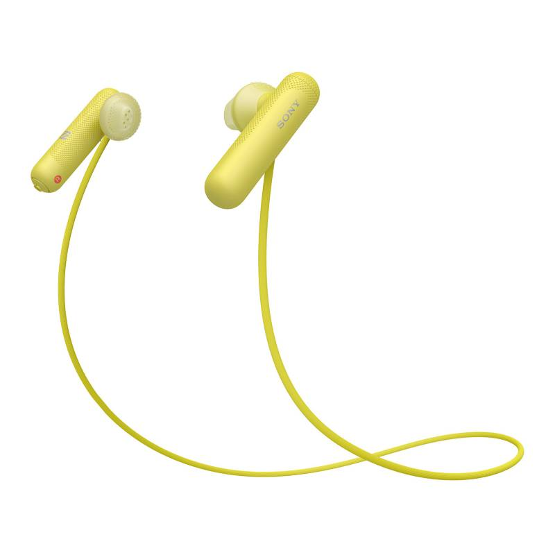 SONY - Audífonos Deportivos In Ear Bluetooth WI SP500 Amarillo