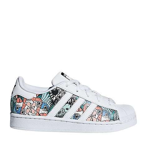 playeras niña adidas superstar
