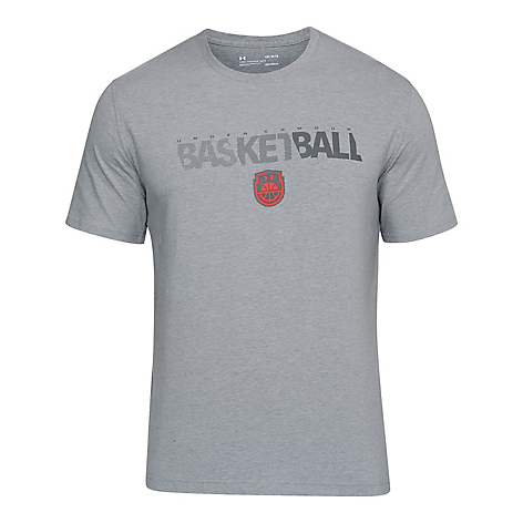 Polo Basketball Under Armour Wordmark - Falabella.com 4bcb38f7c8953
