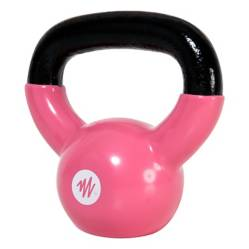 MUVO BY OXFORD - Kettlebell Vinyl 4 kg