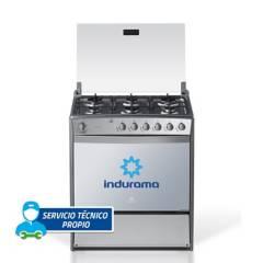 INDURAMA - Cocina a Gas Versalles 6 Quemadores