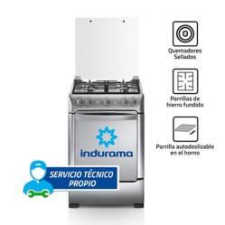 INDURAMA - Cocina Granada 4 Hornillas