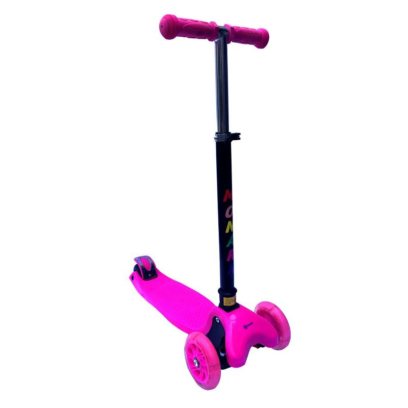 Monark - Mini Scooter Fucsia