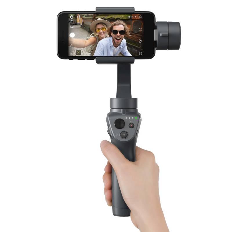DJI - Estabilizador Osmo Mobile 2