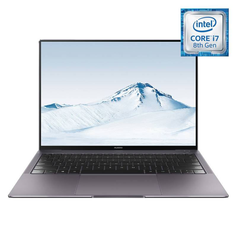 "HUAWEI - MateBook X Pro 13.9"" Core i7 8GB 512GB SSD + 2GB Video NVIDIA GeForce MX150"