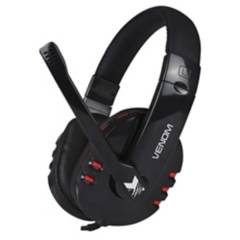 XBLADE - Audífono C/Microf Venom Hg8311