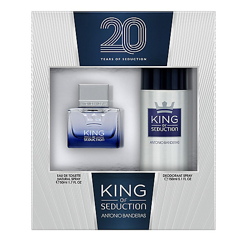 Banderas King Of Seduction Edt 50 ml +  Desodorante 150ml