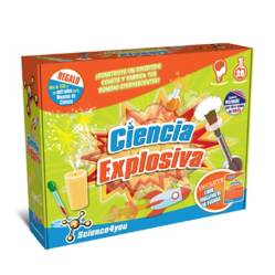 SCIENCE 4U - Super Set Explosición Científica