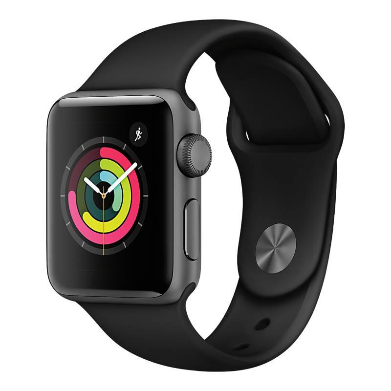 APPLE - Apple Watch S3 38mm Negro