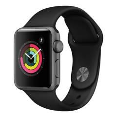 APPLE - Apple Watch S3 42mm Negro