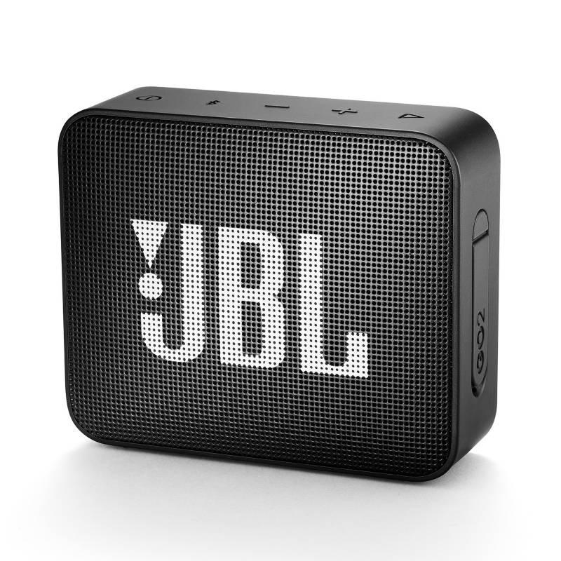 JBL -  Parlante Inalámbrico Go2 Black