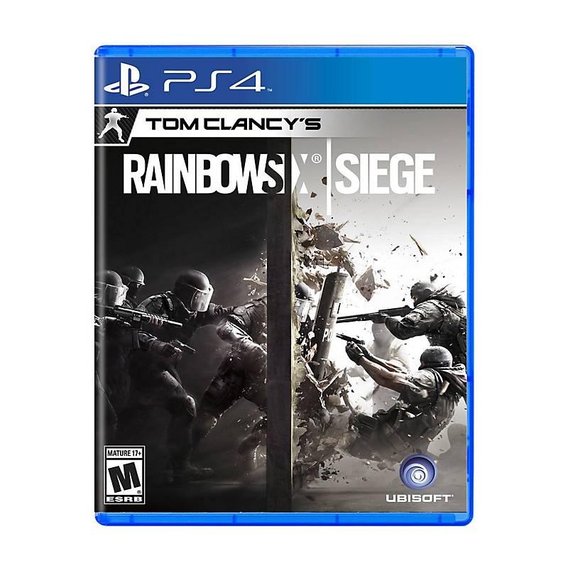 Rainbow Tom Tom Clancy's SixSiege Ps4 I6gbfy7Yv