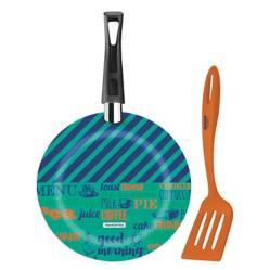 Sartén Breakfast Antiadherente 24cm + Espátula
