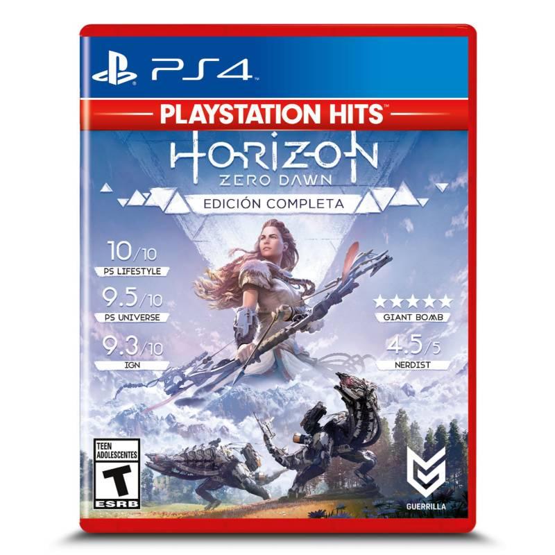 SONY - Videojuego Horizon Complete