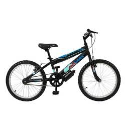 "Monark - Bicicleta Tormenta Pro Aro 20"" Negro Verde"