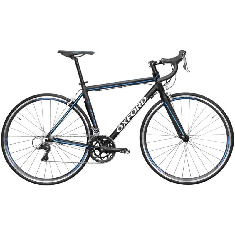 OXFORD - Bicicleta Hombre Monaco Negro - aro 28