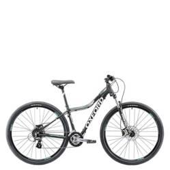 OXFORD - Bicicleta Mujer L Hydra Negro/Verde - aro 29