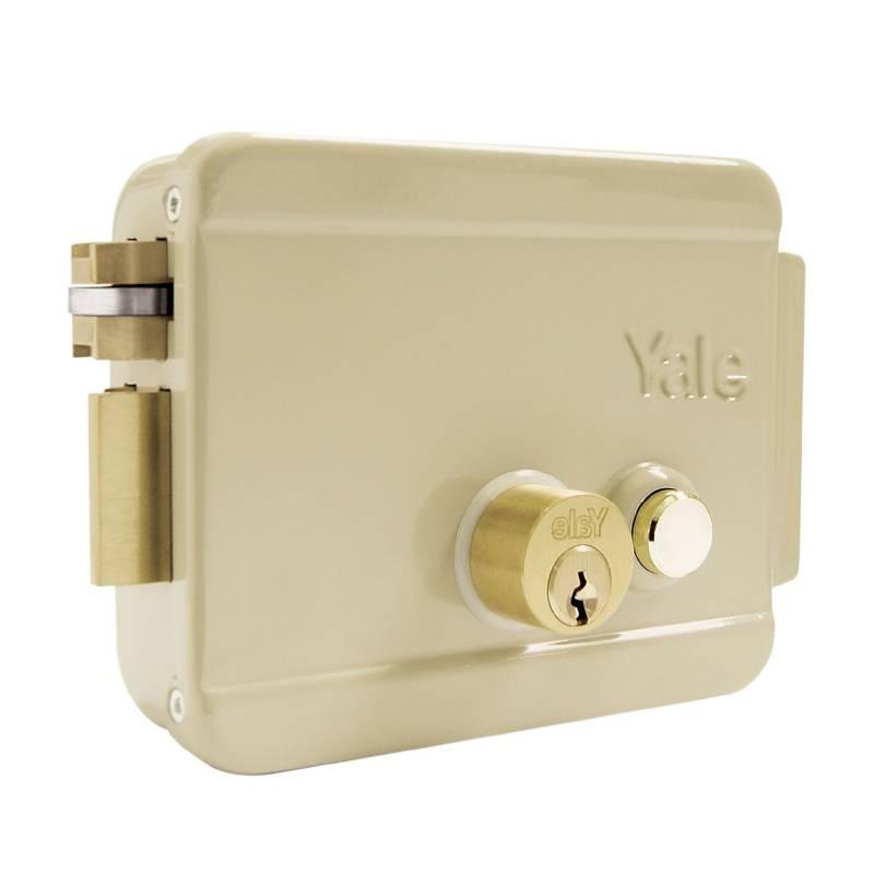 YALE - Cerradura eléctrica 678 derecha
