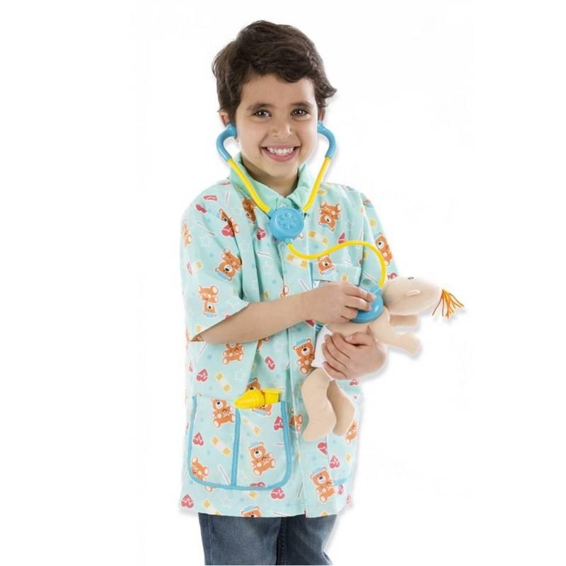MELISSA & DOUG - Disfraz Enfermero Pediatrico