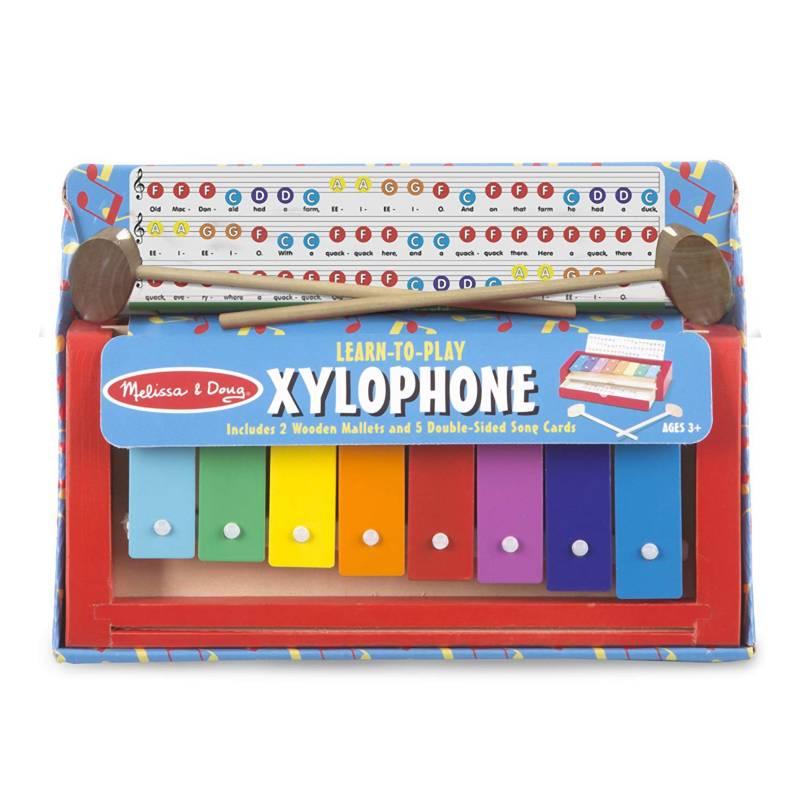 MELISSA & DOUG - Instrumento Musical Xilofono