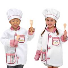 MELISSA & DOUG - Disfraz Chef