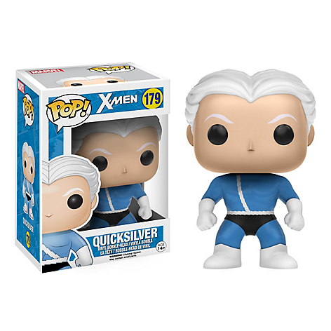 Pop Marvel: X-Men - Quicksilver