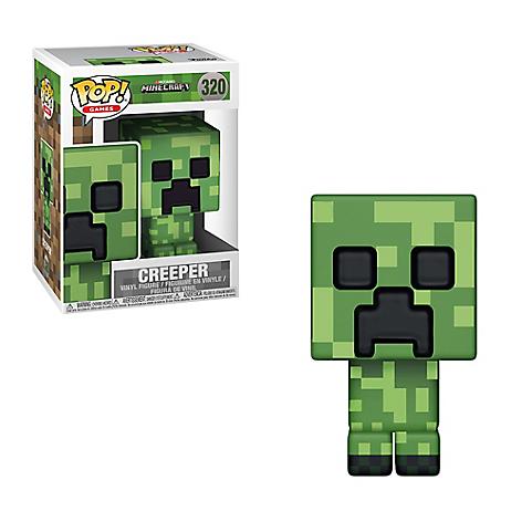Pop Games Minecraft Creeper Funko Falabellacom