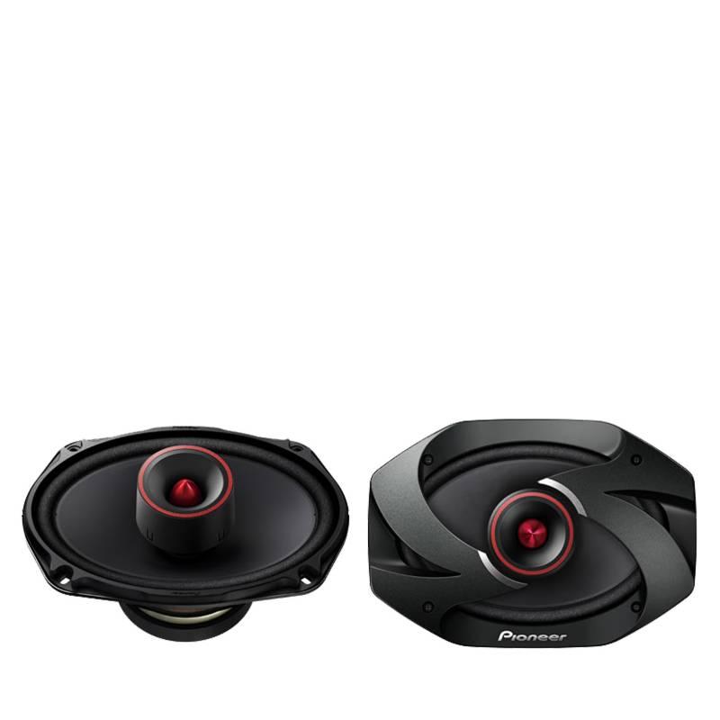 PIONEER - Parlante para Auto TS-6900PRO Ovalado Negro