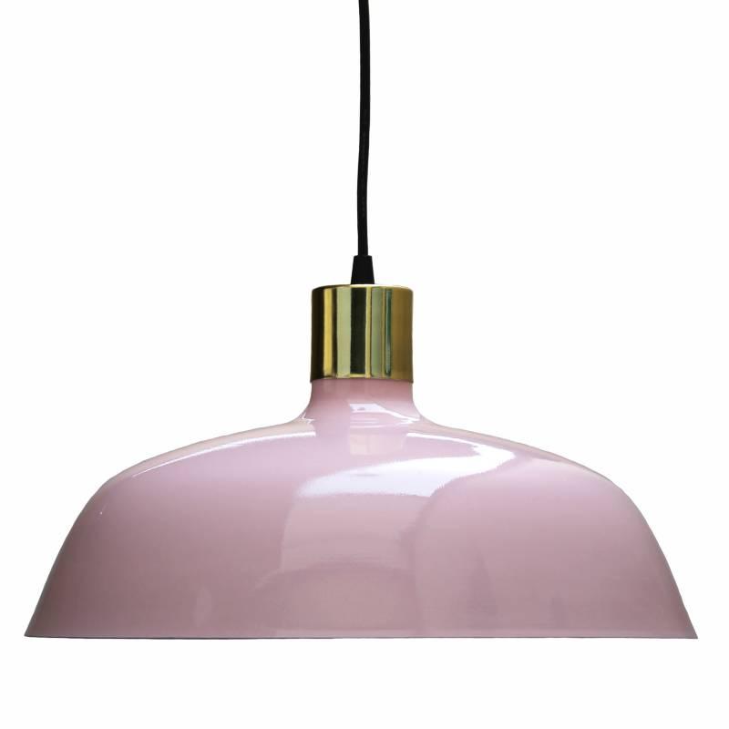 LA ROCHELLI  - Lámpara Turca Rosada