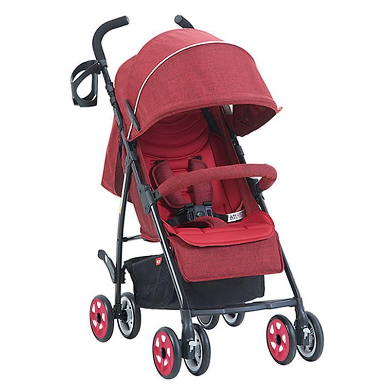 3bef836c2 Coche Cuna Aluminio Baby Fees Guinda - Falabella.com
