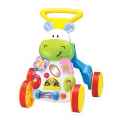 BABY FEES - Caminador Musical Hipopótamo
