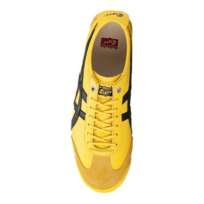 asics tiger mexico 66 yellow zapatillas waterproof
