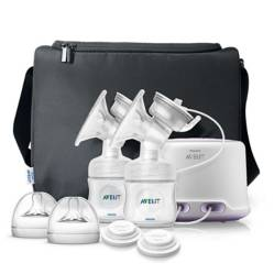AVENT - Extractor Electrico Natural Doble