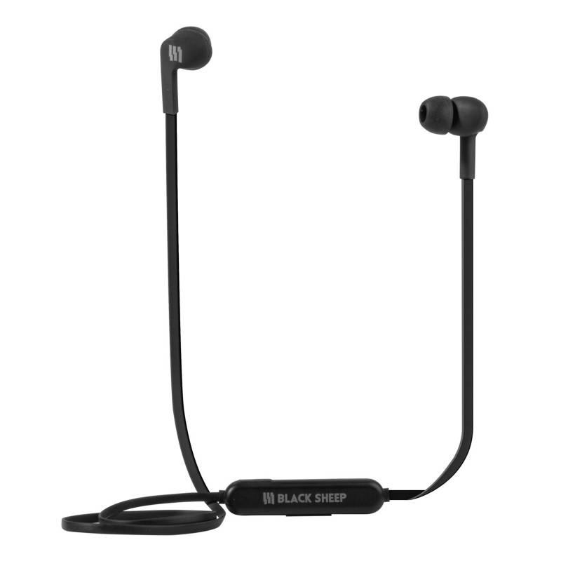 BLACKSHEEP - Audífono Smoke InEar Bluetooth Negro