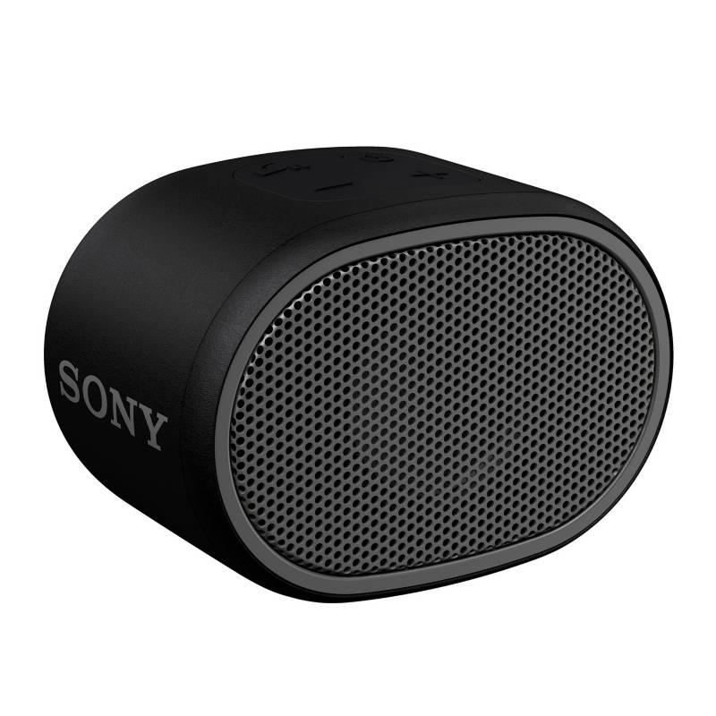 SONY - Parlante Sony con Bluetooth  Extra Bass SRS XB01 Negro