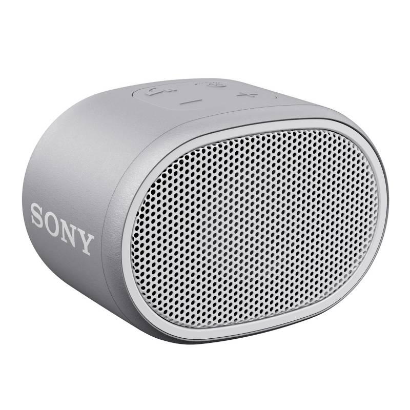 SONY - Parlante Sony con Bluetooth  Extra Bass SRS XB01 Blanco