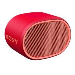 SONY - Parlante Bluetooth EXTRA BASS XB01 Rojo