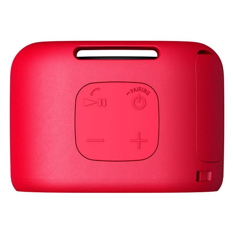 Parlante portátil Sony EXTRA BASS? con BLUETOOTH® XB01 / Color Rojo