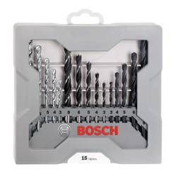 BOSCH - Mix Set Madera/Metal/Piedra