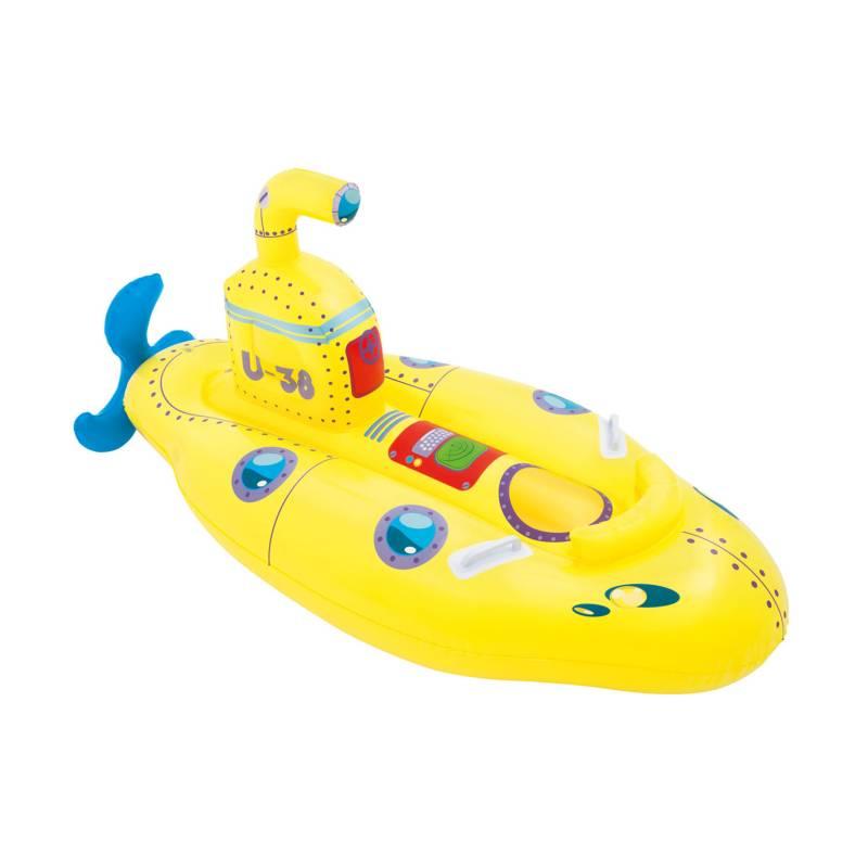 BESTWAY - Flotador Inflable Forma de Submarino