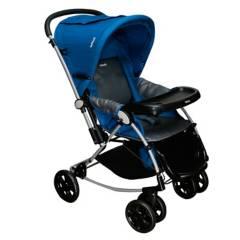 INFANTI - Coche Cuna Genova A516h Blue 2