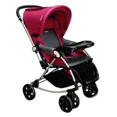 INFANTI - Coche Cuna Genova A516h Pink 2