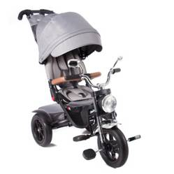 EBABY - Triciclo Roadster Gris
