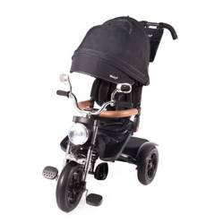 EBABY - Triciclo Roadster Negro