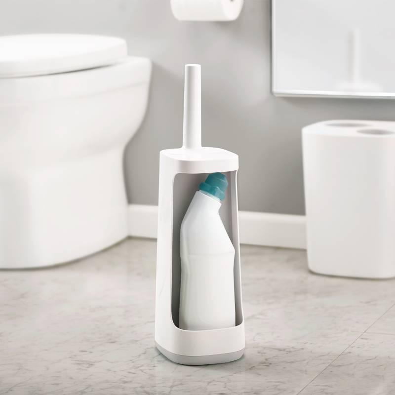 Flex Smart WC-cepillo gris Joseph Joseph