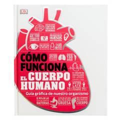 DK COSAR - Como Funciona El Cuerpo Humano