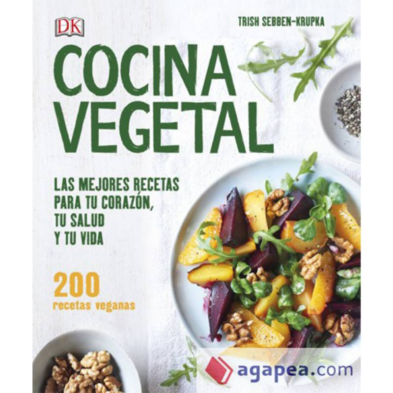 DK COSAR - Cocina Vegetal