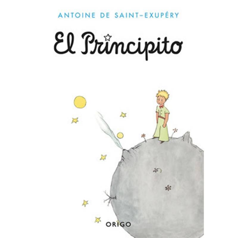 ORIGO - El Principito Tapa Dura